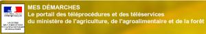 mesDemarchesAgriculture