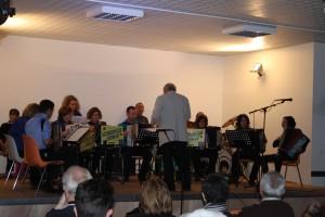 Concert de L'accordéon Club Gapençais